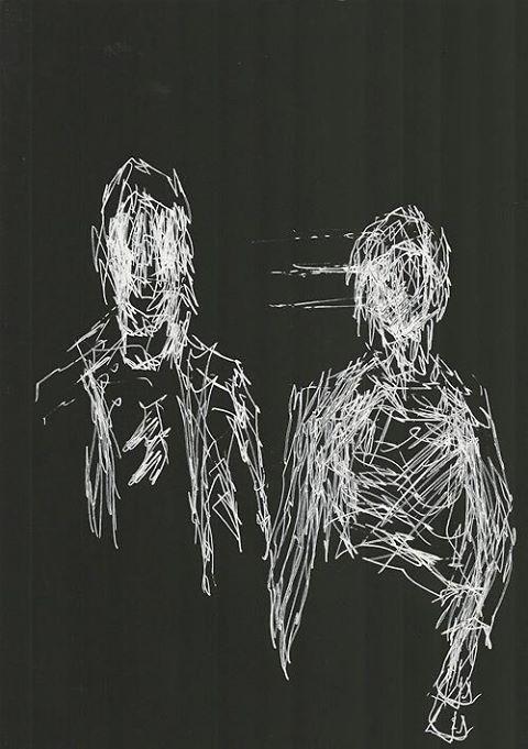 sketch: Francois Henri Galland